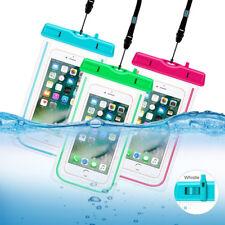Universal Wasserdicht Handy Tasche Case Cover Schutz Hülle Bumper Etui Outdoor