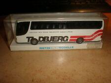 Rietze #64104 HO 1/87 SETRA bus TODBJERG Busser Aarhus   MIB (50/041)