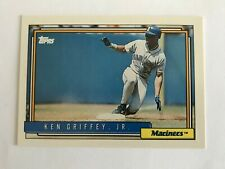 1992 Topps Ken Griffey Jr. #50 Horizontal Card Nice