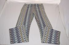 Vtg Express Tricot Pant Hip Hugger Made Usa Knit High Waist 90s Revival Vintage