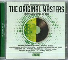 THE ORIGINAL MASTERS DISCO VOL.14 EXTENDED TRACKS NUOVO NEW MINT COSMIC MECCA DJ