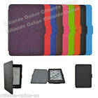 """Screen Protector / Magnetic Auto Sleep Leather Case for Amazon Kindle 7Gen 6"""""""