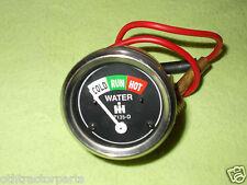 IH Farmal 67135D Water Temperature Gauge H I4 M O6 MD W9 100 130 Super H M MTA