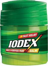 Iodex 45grams Fast Relief Pain Balm USA SELLER FAST SHIPPING