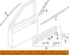 HYUNDAI OEM 13-17 Santa Fe Front Door-Side Molding Right 877222W000CA