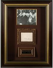 RARE Autograph Note Signed by Both Franklin D. & Eleanor Roosevelt in 1940