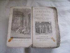 Bibliothèque de campagne ou amusemens de l'esprit et du coeur - T 9 seul - 1785