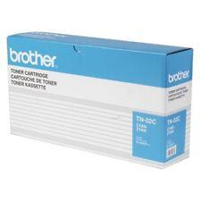 original BROTHER tn-02c Tóner Cyan hl-3400cn hl-3450cn NUEVO a-artículo