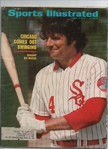 Sports Illustrated March 12 1973 CHICAGO WHITE SOX BILL MELTON