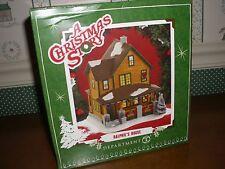 DEPT. 56- A CHRISTMAS STORY 2017- RALPHIE'S HOUSE-NEW