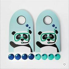 Kids' Panda Bean Bag Toss Set - Sun Squad