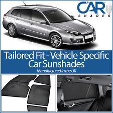 Renault Laguna Estate 08-15 UV CAR SHADES WINDOW SUN BLINDS PRIVACY GLASS TINT