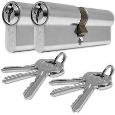 YALE Euro Cylinder Keyed A Like Pair Door Lock uPVC Timber Barrel 6 Pin