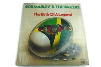 Bob Marley & The Wailers Birth Of a Legend Album LP Vinyl 2 LP