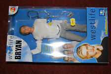 Westlife Doll 'Bryan' Collectable Vintage
