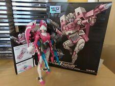Transformers: Arcee/Alcee (Masterpiece Wei Jiang Model), ETAT NEUF + neuf dans sa boîte!