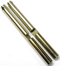 l11127 1/8 ECHELLE Acier Argent FREIN Bras pivot Pôle 65mm long x 2