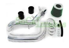 Black Green 2pc Cold Air Intake kit & Filter For 07-10 Scion tC Coupe 2.4L 4cyl