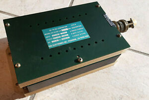 Spannungswandler KGS Electronics UC-14-28 DC/DC voltage converter for avionics