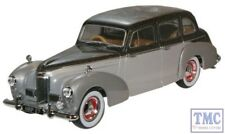 HPL002 Oxford Diecast 1:43 Scale Black Pearl/Shell Grey Humber Pullman Limousine