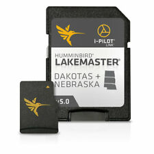 LakeMaster Dakotas + Nebraska V5 Map Chip 600013-3