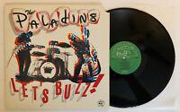 The Paladins - Let's Buzz - 1990 US 1st Press AL 4782 (NM) Ultrasonic Clean