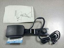 2002 2003 Mazda Protege 5 black left seat belt buckle oem new !!!
