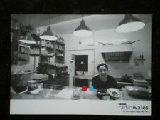 POSTCARD RADIO WALES - IN THE KITCHEN OF A RESTURANT