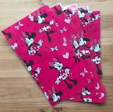 Filofax Personal Organiser Planner - Beautiful Minnie Mouse Dividers - Laminated