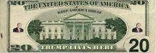 Trump MAGA Make America Great Again Bumper Sticker