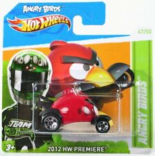 Hot Wheels Premiere 2012 Angry Bird