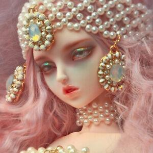 [DOLLMORE] NEW Mystic Doll - Pearl Blossom Zinna - LE20 ( Full Set)