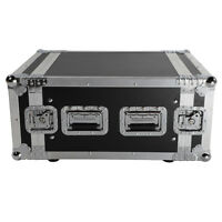 "New 6U Professional 19"" Space Rack Case DJ Equipment Cabinet"