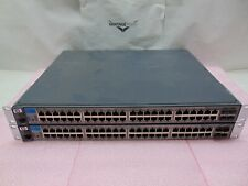 Lot Of 2 Hp Procurve J9147A 2910Al-48G Switch