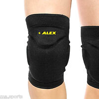 Alex Sports Support Extra Padded Knee Pad Guard Volleyball Netball rrp £15