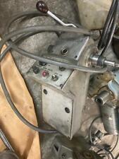 Original Bridgeport Milling Machine Power Feed Working 115 Volts Used