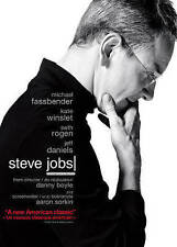 Steve Jobs (DVD, 2016, Canadian) NEW! Free Ship in Canada!