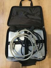 Saville Powerlite PX2000 DLP video projector with case and leads - Working