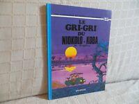 le gri-gri du niokolo-koba par Fournier aventures de Spirou et Fantasio