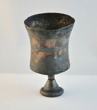 Scythian silver confar 6 - 7th century AD Original. 777