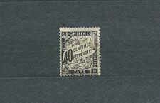 TIMBRES TAXE - TYPE DUVAL - 1881-92 YT 19 - COTE 70,00 EURO