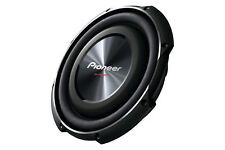 Pioneer TS-SW2502S4 10″ Shallow mount 4ohm Single Voice Coil Sub 1200W