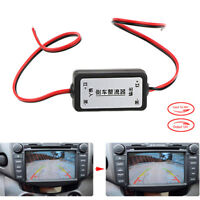 12V Power Relay Capacitor Filter Rectifiers for Car Rear View Back Up Camera