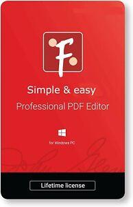 🔥Pro PDF Editor| Viewer | Reader| Creator| Lifetime utilization Fast Delivery🔥