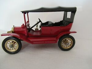 MATCHBOX MODELS OF YESTERYEAR 1911 MODEL T FORD SCALE 1:42 IN WINDOW BOX