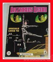 LAZARUS LEDD speciale Lucca fumetto 1993 MEZZANOTTE