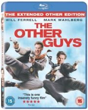 The Other Guys Extended Edition (Will Ferrell Mark Wahlberg) Region B Blu-ray