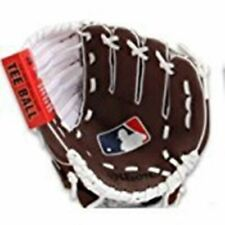 "Wilson 9.5"" T-Ball glove Brown"