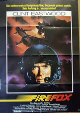 Eastwood  FIREFOX original Kino Plakat A1 EA