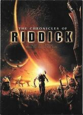 THE CHRONICLES OF RIDDICK Complete 72 Card Base Set Of Trading Cards Vin Diesel
